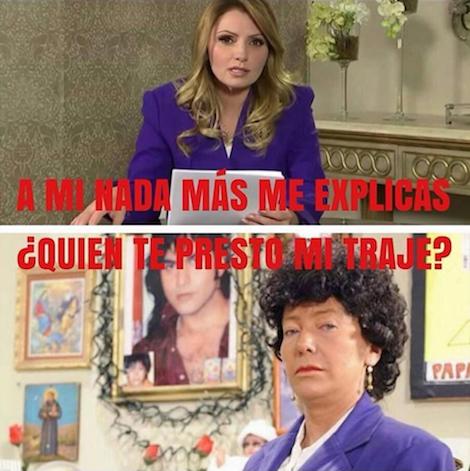 15 criticones memes vs la llamada Casa Blanca de Las Lomas