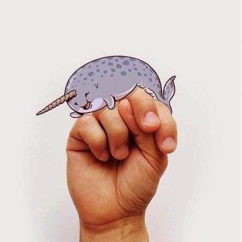 5 creativas imágenes que comunican con la mano 5