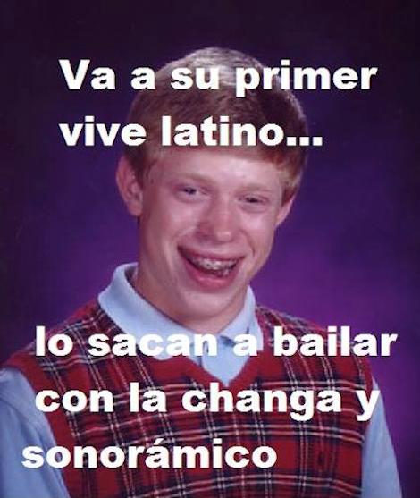 5 divertidos memes sobre el polémico cartel del Vive Latino