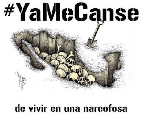 5 memes que arremeten contra el #YaMeCansé de Murillo Karam