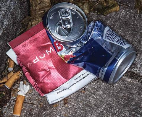 6 creativas imágenes de publicidad basura 2