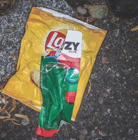 6 creativas imágenes de publicidad basura 3