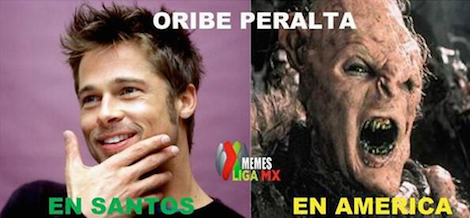 """8 creativos memes que arremeten vs fichaje de """"El Hermoso"""" Peralta"""