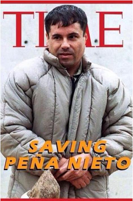 Los mejores memes donde capturan al #ChapoGuzmán