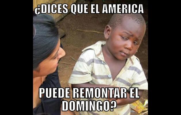 Memes Final Tigres vs América