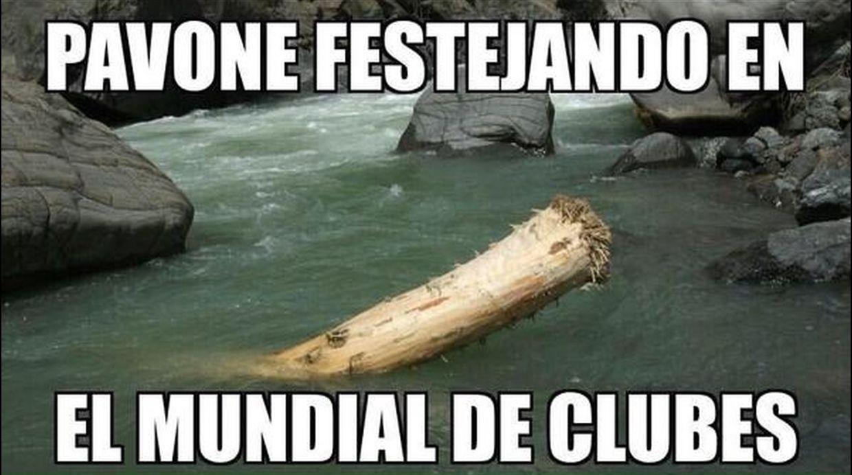 Memes Real Madrid vs Cruz Azul