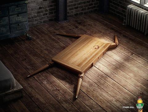 Mesas muertas 2
