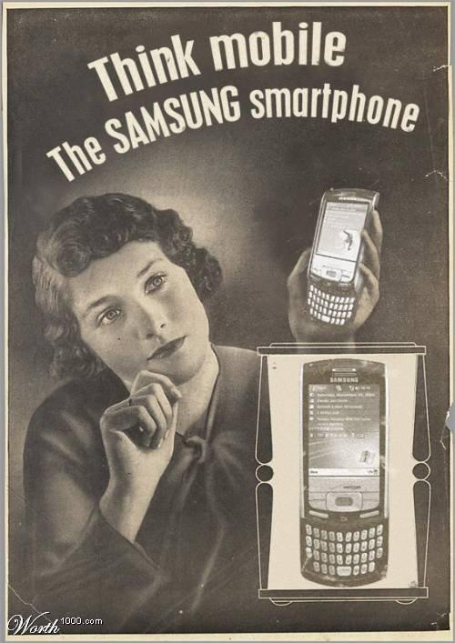 Samsung vintage add