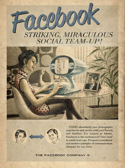 facebook vintage add