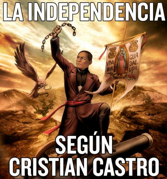 Memes Cristian Castro