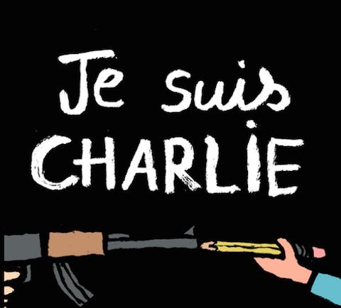 10 fuertes ilustraciones que critican el atentado contra Charlie Hebdo Officiel 9