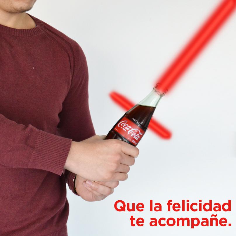 Coca Cola México - StarWars