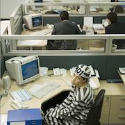 Impacto negativo de las oficinas abiertas