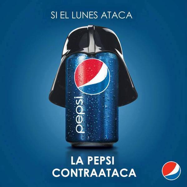 Pepsi Rep Dominicana - Contraataca