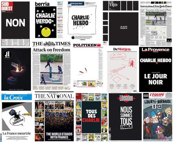 Diarios Charlie Ebdo