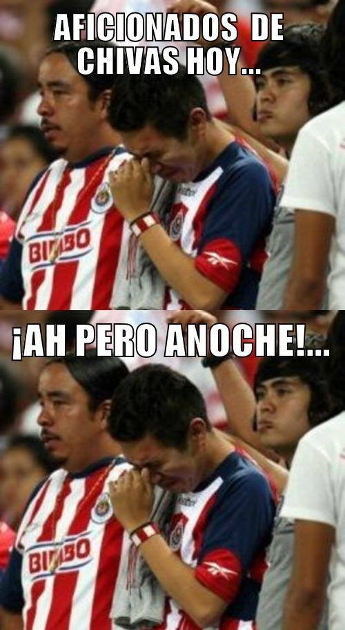 Meme Chivas - Descenso