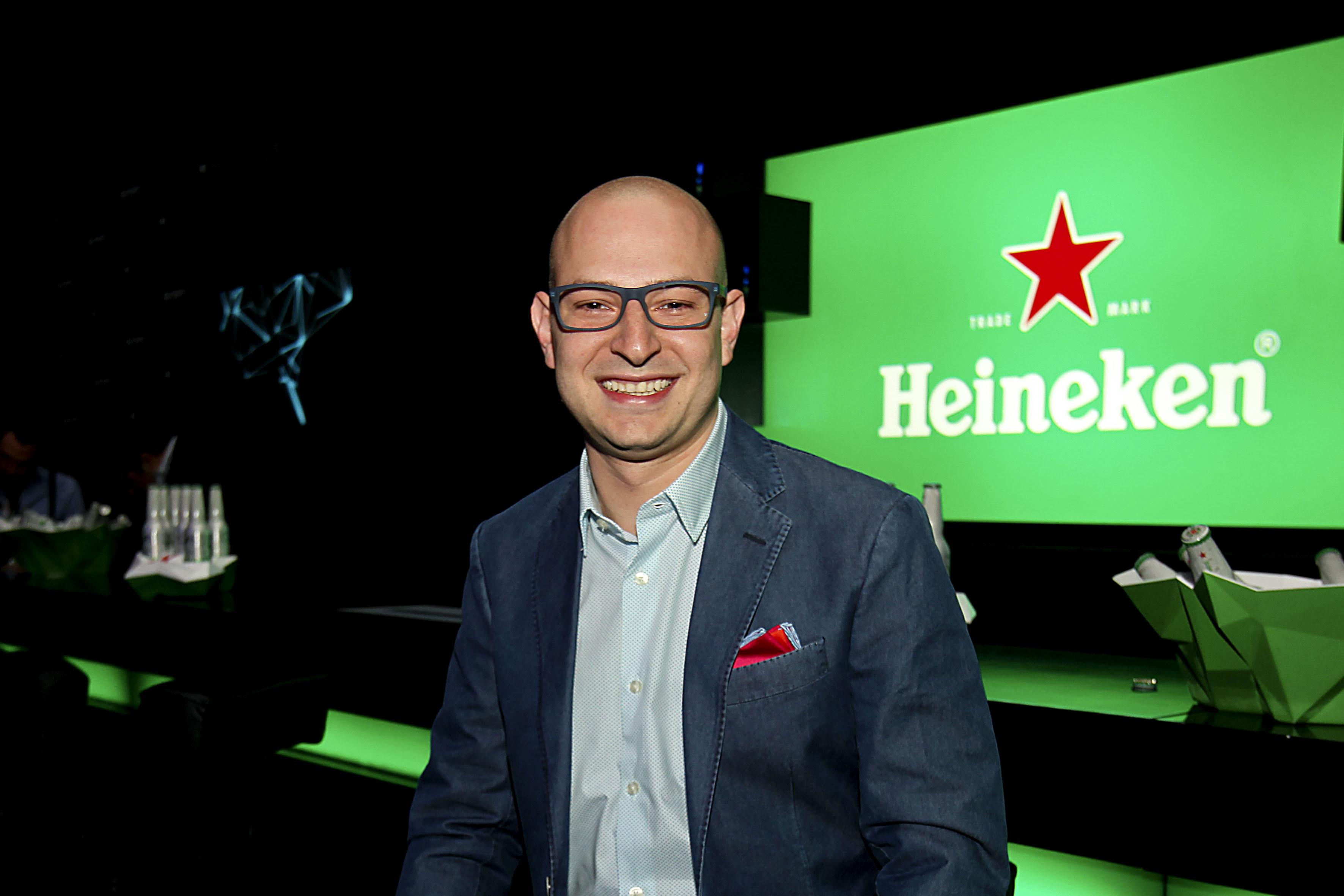 Alejandro Berman - Gerente de Marca Heineken