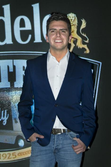 Alejandro Campos, director de marcas Premium, Grupo Modelo.