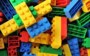 Muestran obras de arte hechas con Lego
