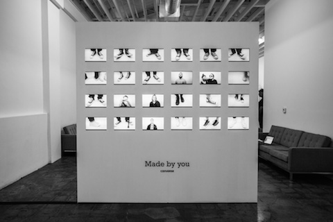 Made by you. Converse