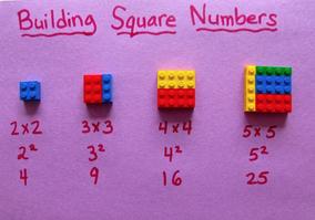 Usan piezas de Lego para enseñar matemáticas  2