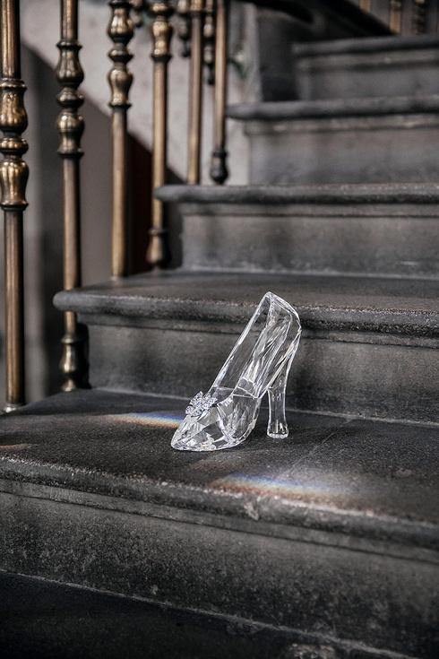 Zapatilla de cristal Cinderella