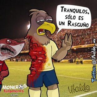 Memes Veracruz vs América
