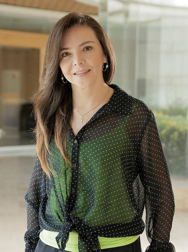 Adriana Urrutia, directora de Mercadotecnia de Barcel