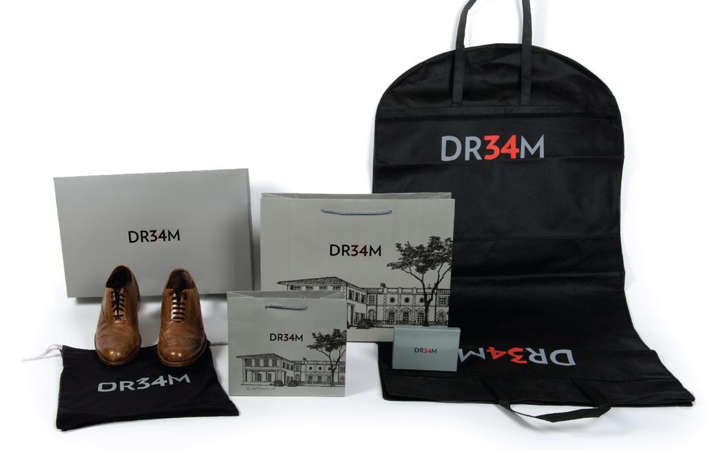 Retail Packaging - DR34M - Por CRP