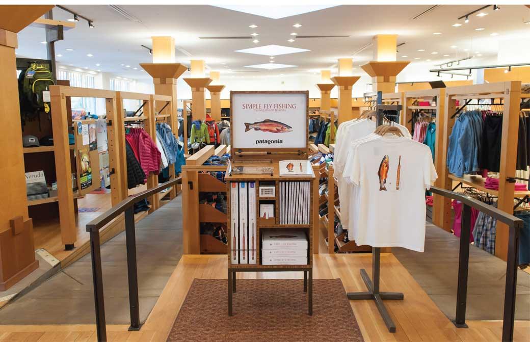 Retail Packaging - Patagonia - CRP