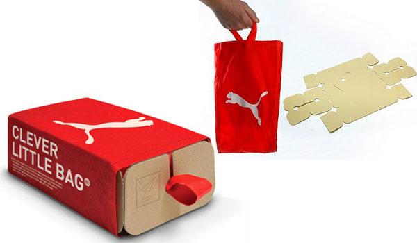 Retail Packaging - Puma