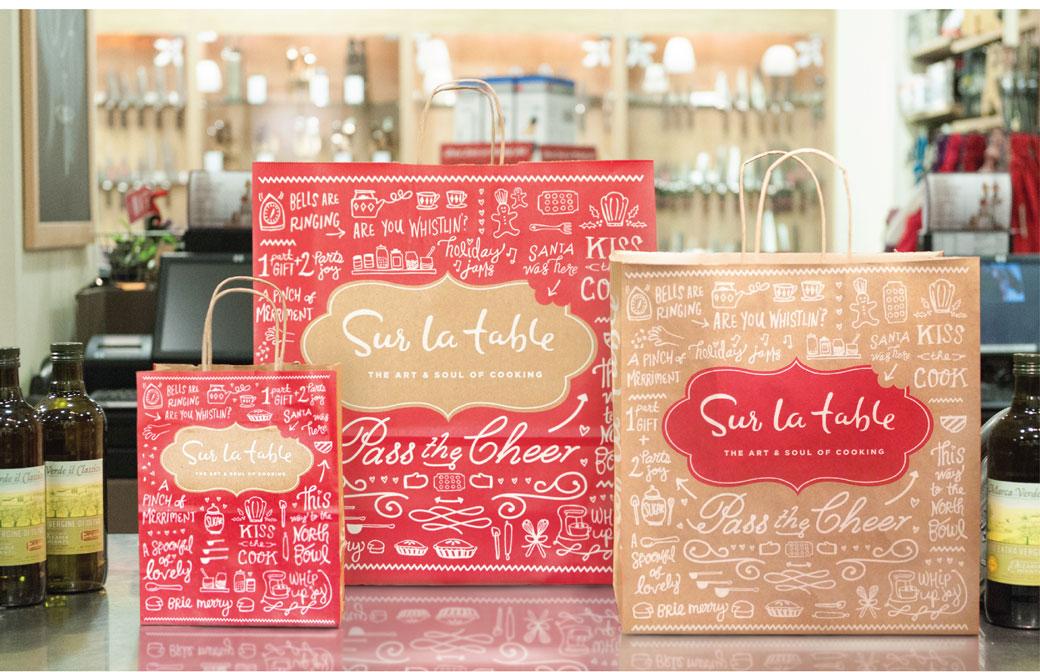 Retail Packaging - Sur la Table - CRP