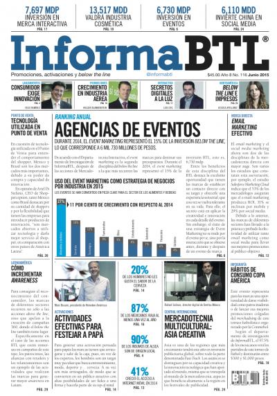 Portada InformaBTL junio 2015