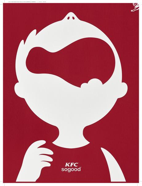 046712 Cannes Awd_KFC Canvas Poster_44.2x58.4cm_DRUMSTICK_5% BRI
