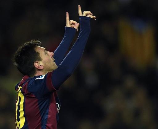Lionel Messi el mejor jugador del 2016