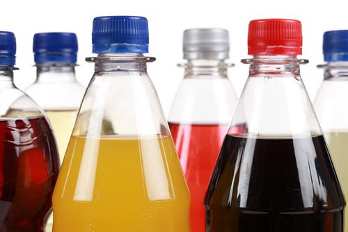 Consumo de refrescos y alimentos calóricos