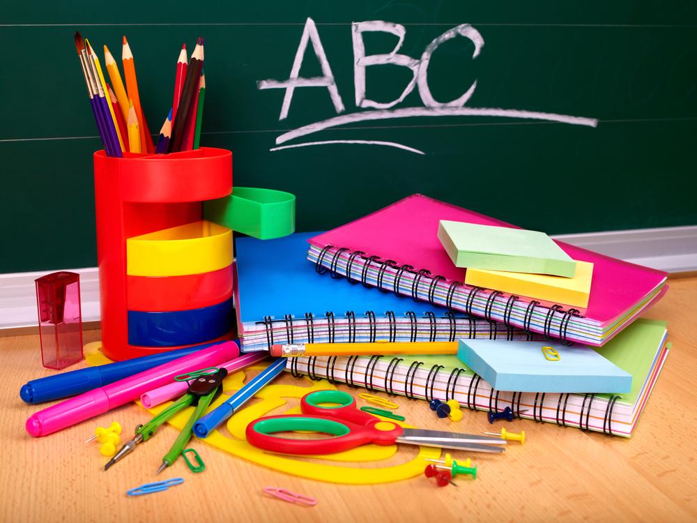 Back To School - Útiles escolares