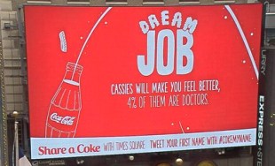 #CokeMyName, campaña de Coca-Cola