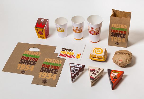 El rebranding de Burger King para atraer nuevos shoppers