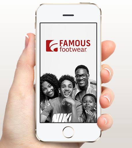 Famous Footwear App