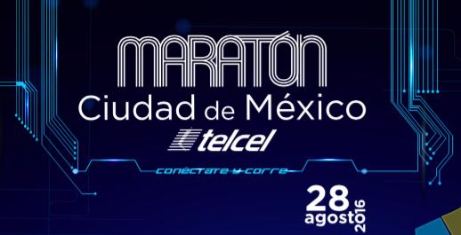 Maraton CDMX 2016