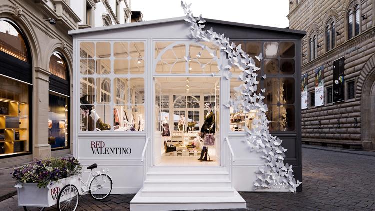 Pop-Up Store - Valentino