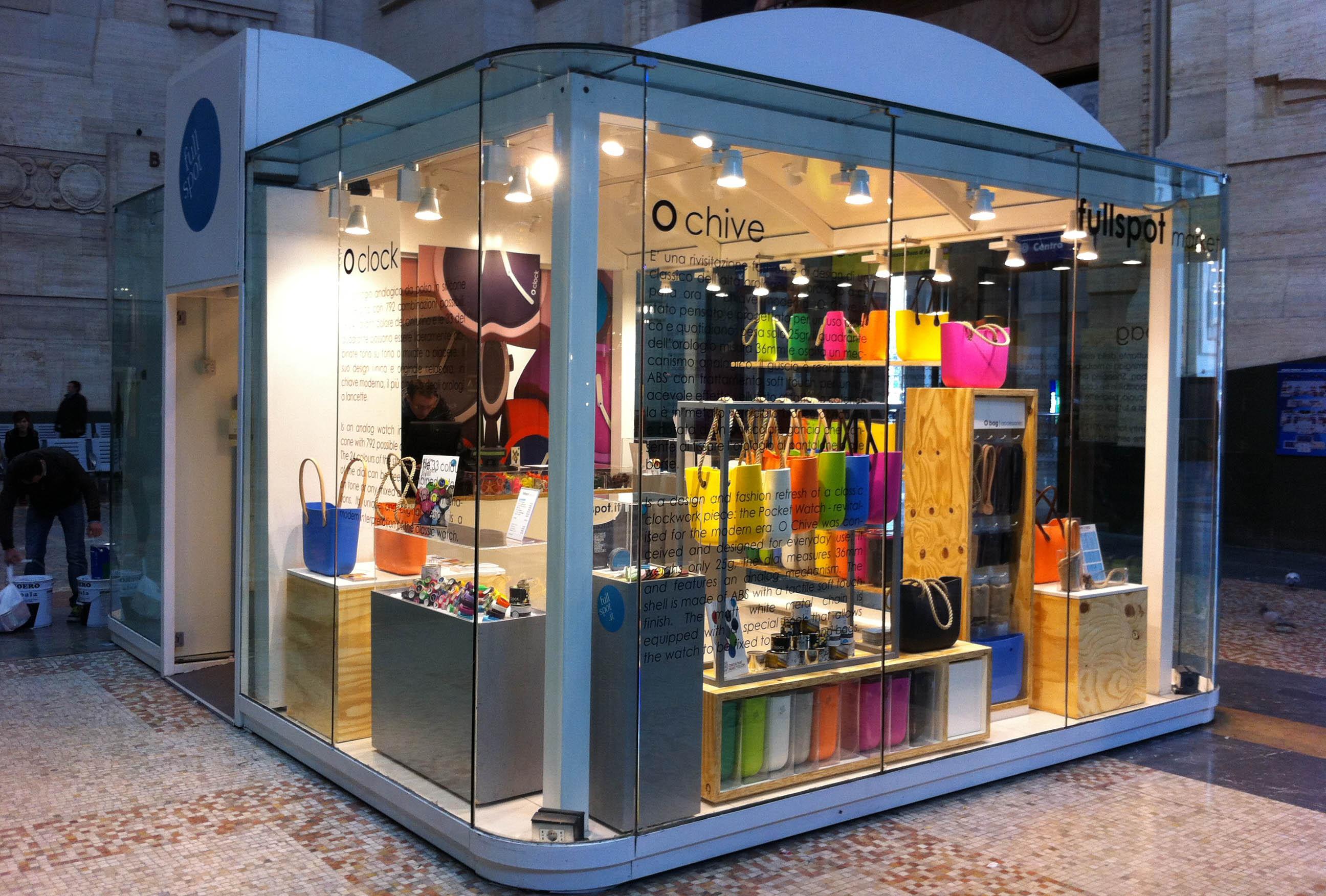 Pop-Up Store