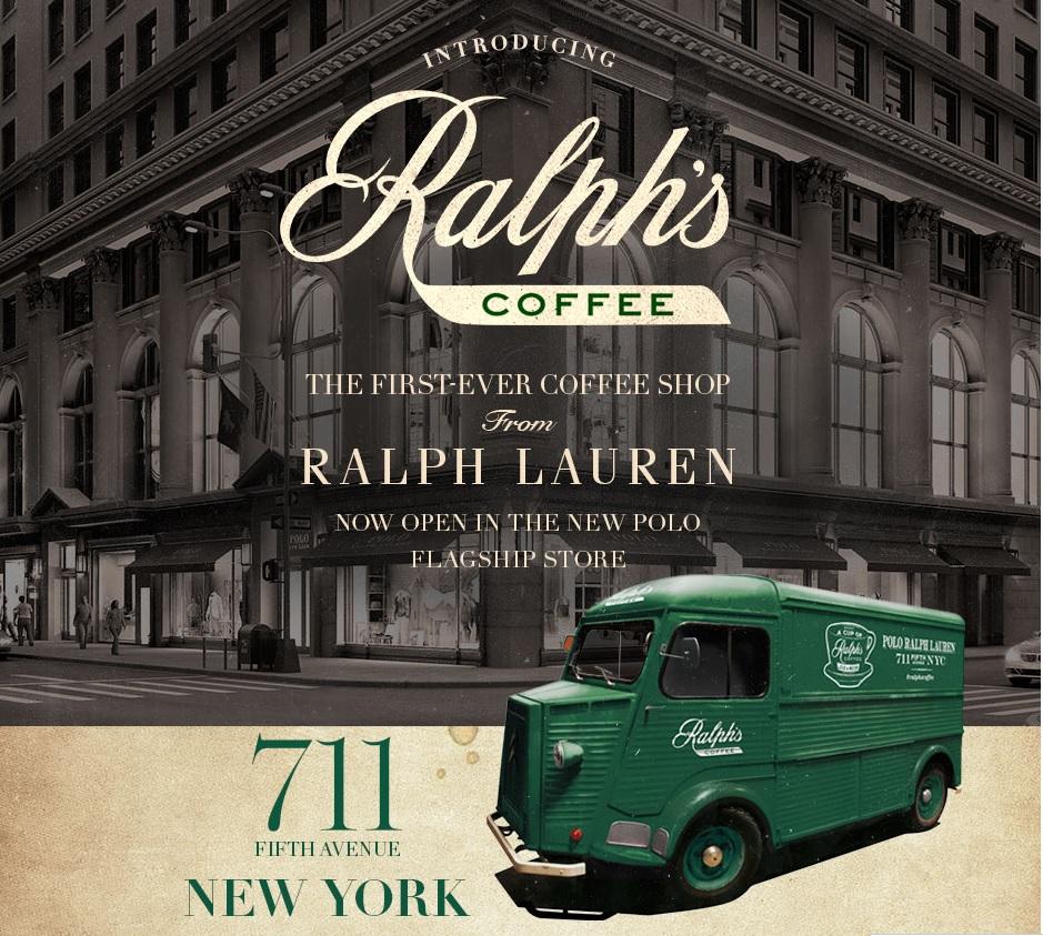 Ralphs Coffee Shop