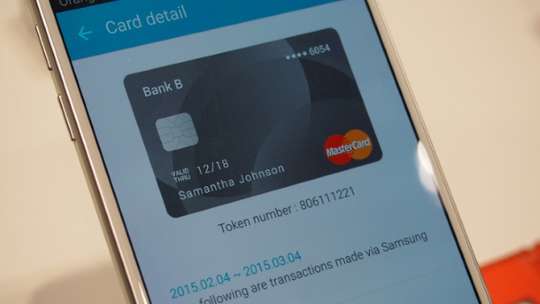 Samsung Pay - Credit Cards