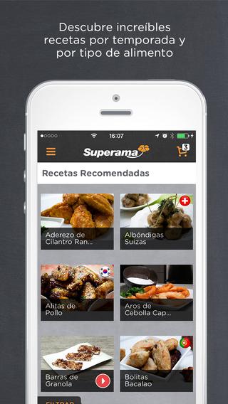 Superama App