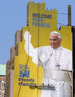 Papa Francisco NY