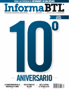 Portada InformaBTL 10o aniversario