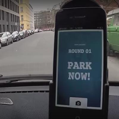Creativa acci n btl juego de sillas pero con autos smart for Sanborns de los azulejos tiene estacionamiento