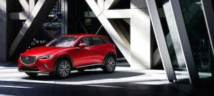 Mazda demuestra que sus autos son más que elegancia